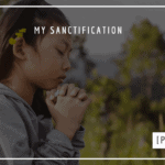 Christ is my Sanctification